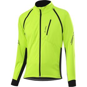Löffler San Remo 2 WS Light Zip-Off Fahrrad Jacke Herren gelb